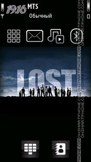 Lost 05 es el tema de pantalla