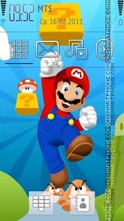 Super Mario 10 es el tema de pantalla