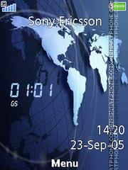 Global Final es el tema de pantalla