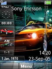 Nfs Slide Bar 01 es el tema de pantalla