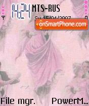 Dancers theme screenshot