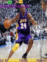 Lakers 03 es el tema de pantalla