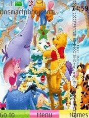 Winnie The Pooh 13 es el tema de pantalla