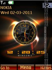 Windows 08 tema screenshot