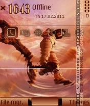 Final fantasy 02 es el tema de pantalla