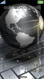 Earth 92 es el tema de pantalla