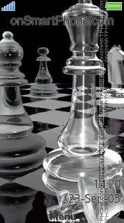 Chess 06 es el tema de pantalla