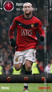 Rooney theme screenshot