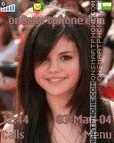 Selena Gomez es el tema de pantalla