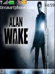 Alan Wake Theme 1 es el tema de pantalla