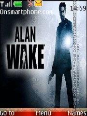 Alan Wake theme 2 es el tema de pantalla
