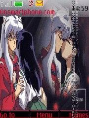 Kagome & Inuyasha tema screenshot