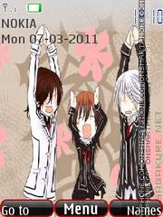 YUki theme screenshot
