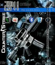 Counter Strike 2010 es el tema de pantalla