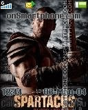 Spartacus es el tema de pantalla