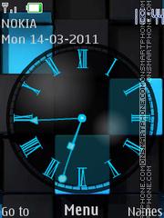 B.B.Clock es el tema de pantalla