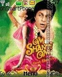 Om shanti om es el tema de pantalla