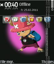 Choper 4w Icons es el tema de pantalla