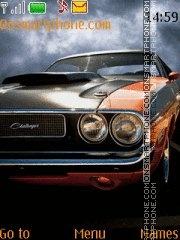 Dodge with Mp3 01 theme screenshot