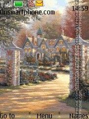 Home & Garden tema screenshot