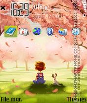 Lonely 14 es el tema de pantalla