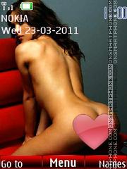 Girl By ROMB39 es el tema de pantalla