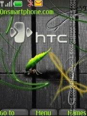 HTC By ROMB39 theme screenshot