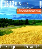 My Vista V1 theme screenshot