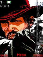 Red Dead Redemption es el tema de pantalla