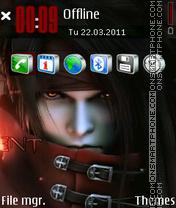 Final fantasy 04 es el tema de pantalla