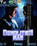 Demolition man es el tema de pantalla