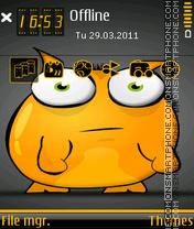 Imaginary theme screenshot