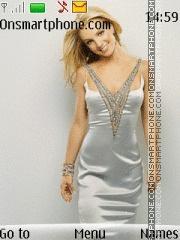 Britney Spears 23 theme screenshot