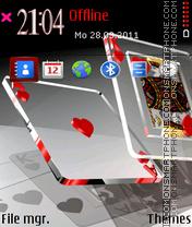 King-ace theme screenshot