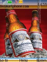 Budweiser 06 Theme-Screenshot