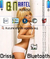 Britney sahd theme theme screenshot
