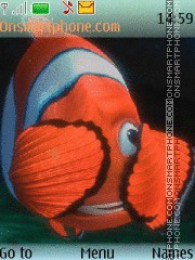 Nemo 06 theme screenshot