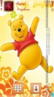Winnie The Pooh 15 es el tema de pantalla