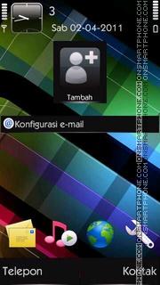 Crystal theme screenshot