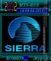 Sierra2 By ROMB39 theme screenshot
