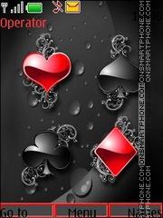 Card game swf theme screenshot