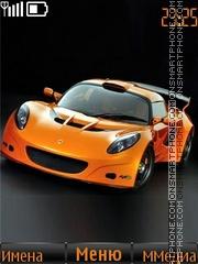Lotus Exige GT3 es el tema de pantalla