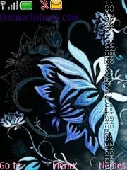 Dark Lamour theme screenshot
