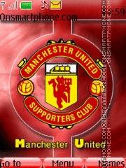 Manchester Logo es el tema de pantalla