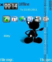 Kitty. theme screenshot