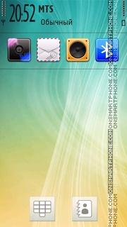Capture d'écran Cista Colors Iphone thème