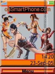 Tekken 07 es el tema de pantalla