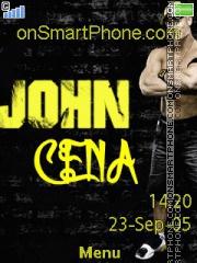 John Cena 17 es el tema de pantalla