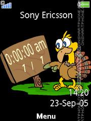 Digital Clock 02 es el tema de pantalla