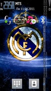 Real Madrid 2028 tema screenshot